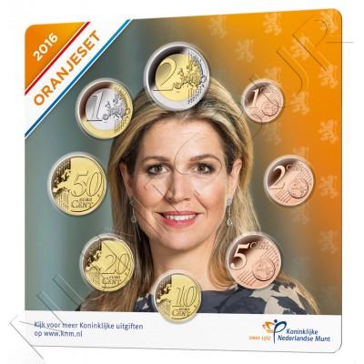 Euroset NETHERLANDS 2016 - S/C