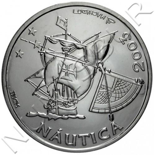 10€ PORTUGAL 2003 - Nautica