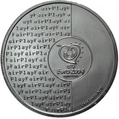 8€ PORTUGAL 2003 - Fair Play
