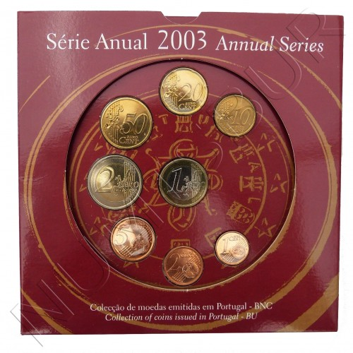 Euroset PORTUGAL 2003 - BU
