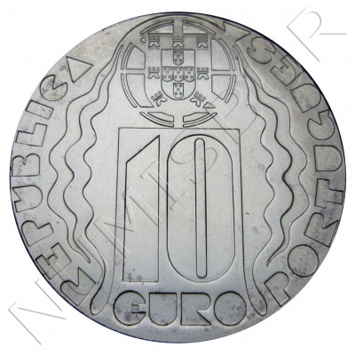 10€ PORTUGAL 2004 - Atenas Oympics Games