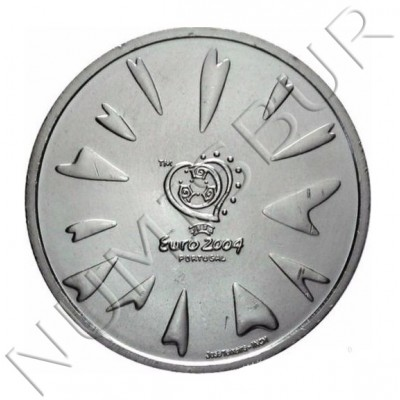 8€ PORTUGAL 2004 - Euro Cup '04
