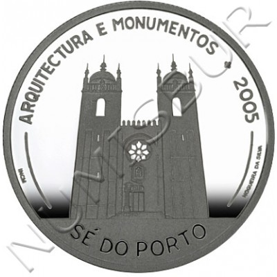 10€ PORTUGAL 2005 - Arquitectura y monumentos