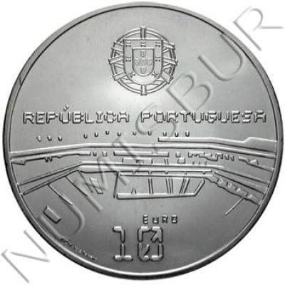 10€ PORTUGAL 2006 - Mundial Futbol FIFA Alemania