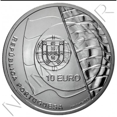 10€ PORTUGAL 2007 - Campeonato mundial de vela