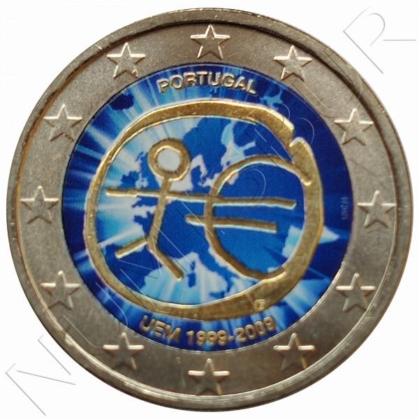 2€ PORTUGAL 2009 - EMU