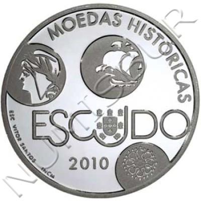 10€ PORTUGAL 2010 - Monedas historicas