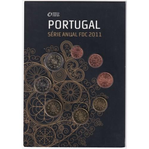 Euroset PORTUGAL 2011 - FDC
