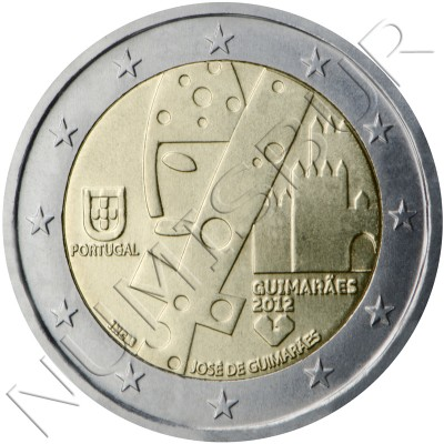 2€ PORTUGAL 2012 - Guimaraes