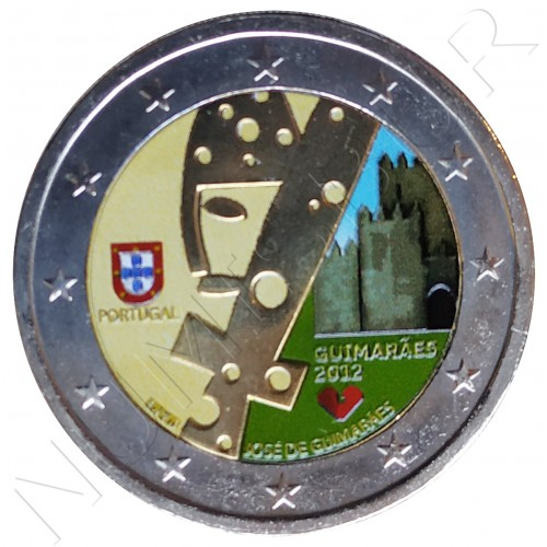2€ PORTUGAL 2012 - Guimaraes (COLOR)