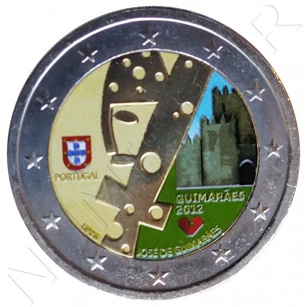 2€ PORTUGAL 2012 - Guimaraes (COLOR)