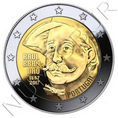 2€ PORTUGAL 2017 - Raul Brandao