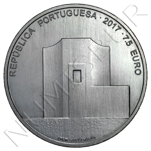 7,5€ PORTUGAL 2017 - Arquitecto Alvaro Siza