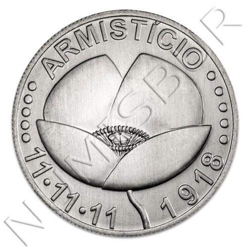 5€ PORTUGAL 2018 - 100 años del armisticio