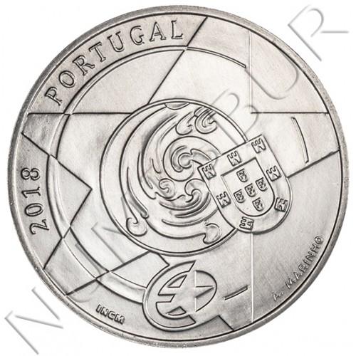 5€ PORTUGAL 2018 - La edad barroca