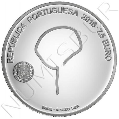 7,5€ PORTUGAL 2018 - Rosa Mota