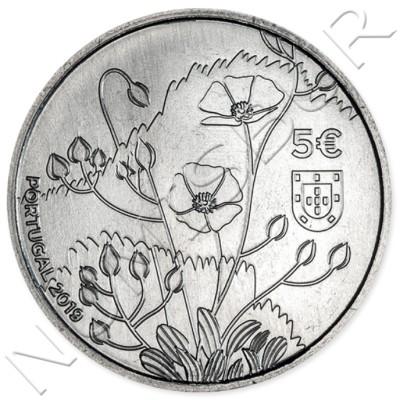 5€ PORTUGAL 2019 - Tuberaria Major