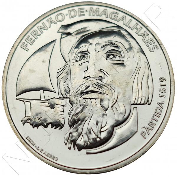 7,5€ PORTUGAL 2019 - Fernando de Magallanes