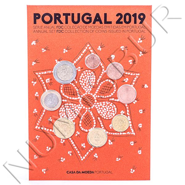 Euroset PORTUGAL 2019 - FDC