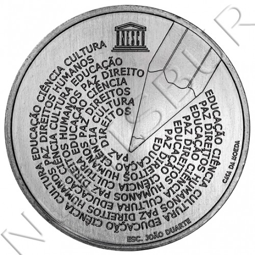 5€ PORTUGAL 2020 - World day of the Portuguese language