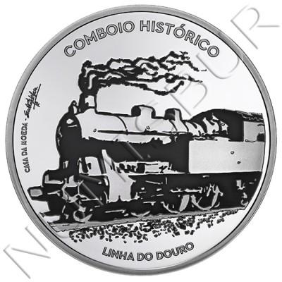 7,5€ PORTUGAL 2020 - Historic douro train (PROOF)