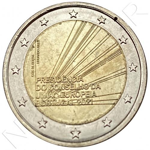 2€ PORTUGAL 2021 - Portuguese Presidency in the EU
