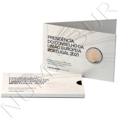 2€ PORTUGAL 2021 - Portuguese Presidency in the EU (PROOF)