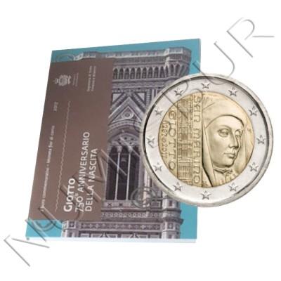 2€ SAN MARINO 2017 - Giotto