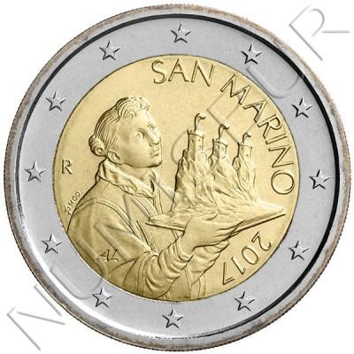 2€ SAN MARINO 2017 - Circulante