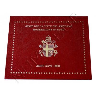 Euroset VATICANO 2004 - Juan Pablo II
