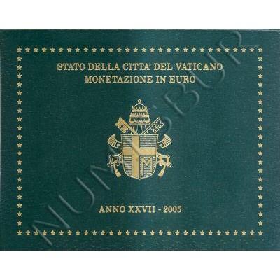 Euroset VATICANO 2005 - Juan Pablo II
