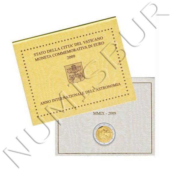 Euroset VATICANO 2009 - Papa Benedicto XVI