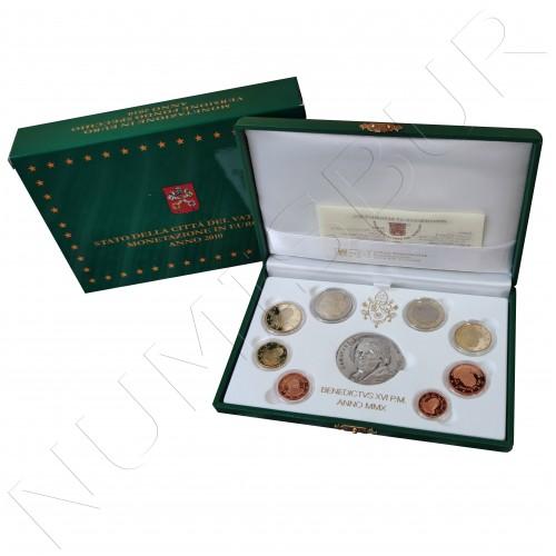 Euroset VATICAN 2010 - MMX PROOF