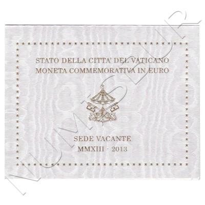 2€ VATICANO 2013 - Sede vacante