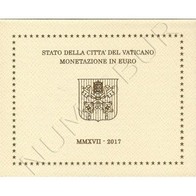 Euroset VATICANO 2017 - Papa Francisco BU