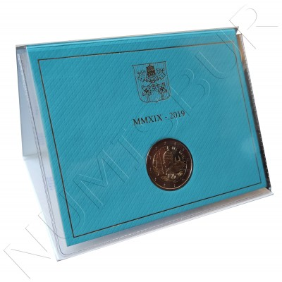 2 € VATICAN 2019 - 90th anniv. of the Foundation of the State of the Vatican City