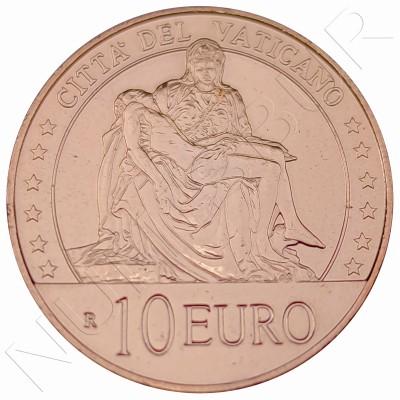 10€ VATICANO 2020 - Pieta by Michelangelo