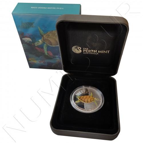 0.50$ AUSTRALIA 2011 - Hawksbill Turtle