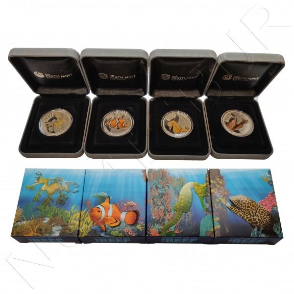 0.50$ AUSTRALIA 2010 - Serie Australian Sea Life
