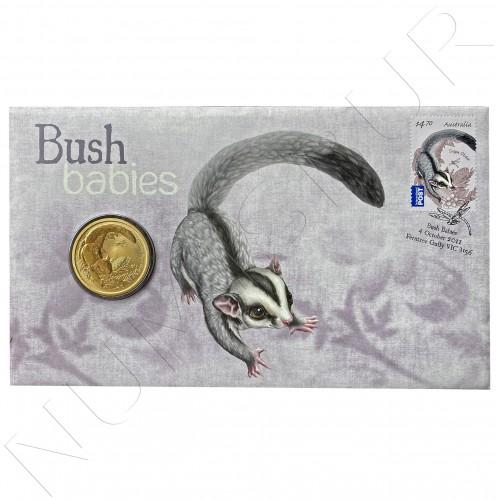"1$ AUSTRALIA 2011 - Bush Babies ""Sugar glider"""