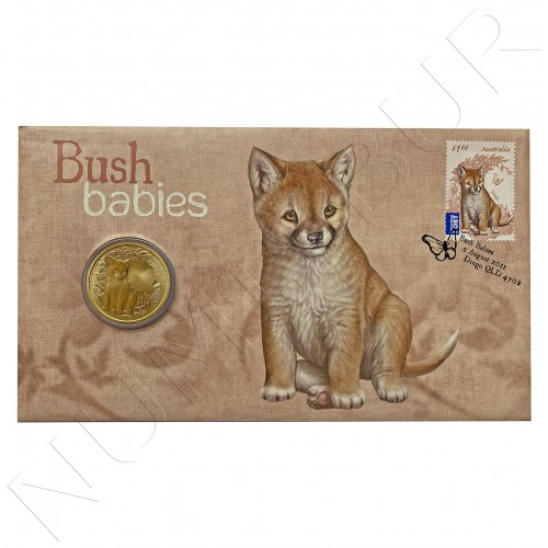 """1$ AUSTRALIA 2011 - Bush Babies """"Dingo"""""""