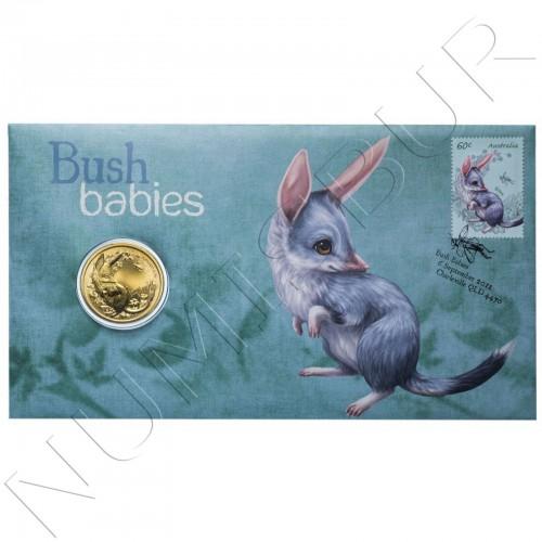 1$ AUSTRALIA 2011 - Bush Babies
