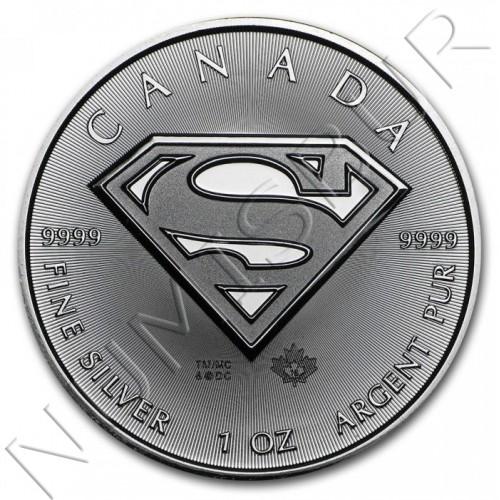 5$ CANADA 2016 - Superman