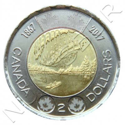 2$ CANADA 2017 - Danza de los espiritus