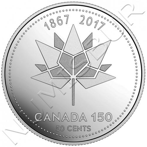 50 cent CANADA 2017 - Nuestro Hogar y Tierra Nativa