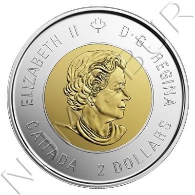 2$ CANADA 2018 - Armistice
