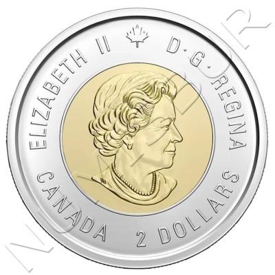 2$ CANADA 2021 - Discovery of Insulin 100th Anniv