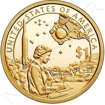 1$ USA 2018 - U.S. Space Program