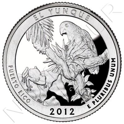 0.25$ EEUU 2012 - El Yunke