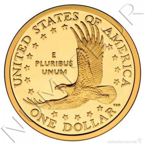 1$ EEUU 2007 - Aguila